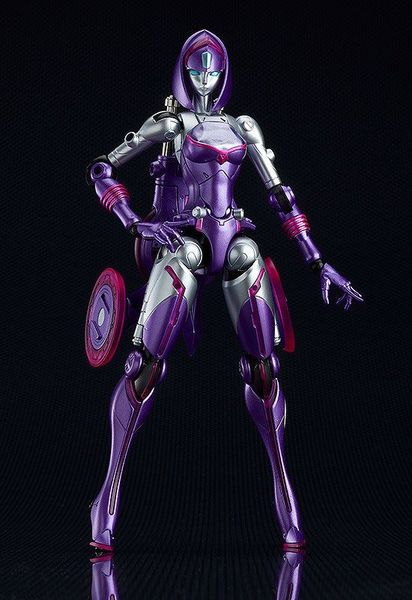 Cyclion figurine transformable Cyclion Type Lavender Good Smile Company