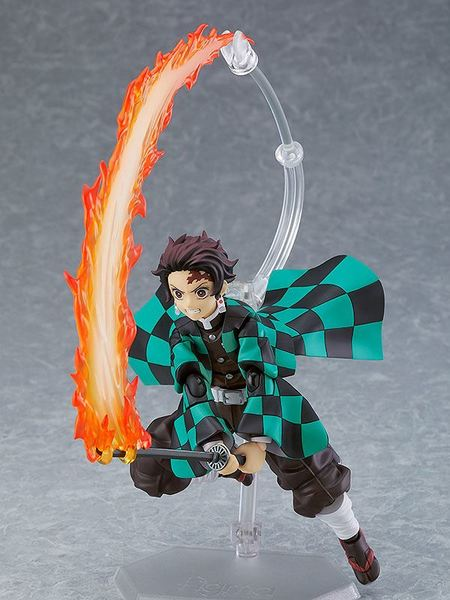 Demon Slayer: Kimetsu no Yaiba figurine Figma Tanjiro Kamado DX Edition Max Factory