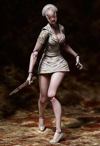 Silent Hill 2 figurine Figma Bubble Head Nurse Good Smile Company