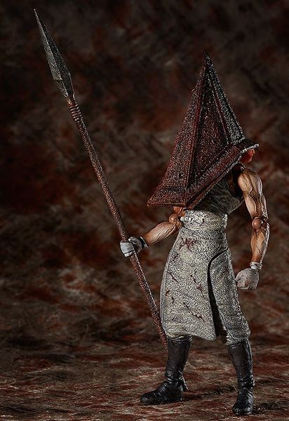 Silent Hill 2 figurine Figma Red Pyramid Thing  Good Smile Company