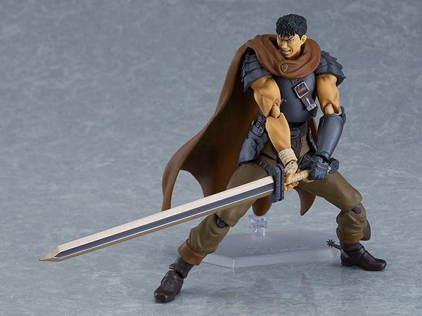 Berserk Movie figurine Figma Guts Band of the Hawk Ver. Repaint Edition Max Factory