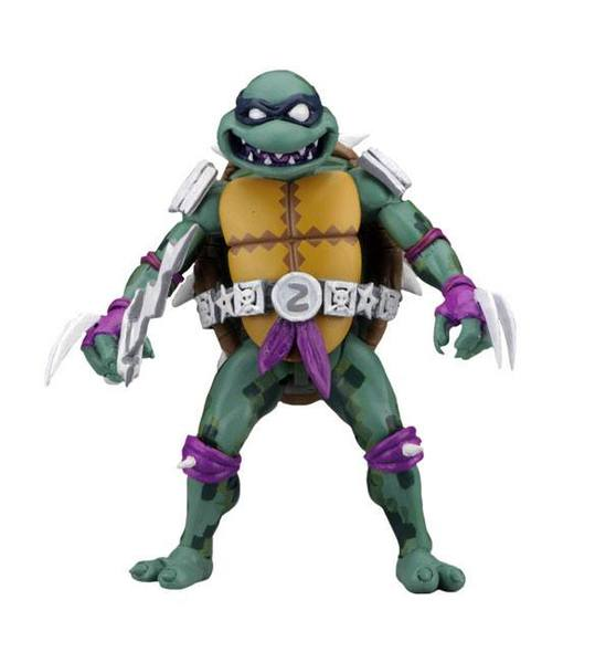 TMNT Les Tortues ninja: Turtles in Time série 1 assortiment figurines Neca