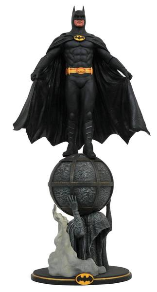 Batman 1989 DC Movie Gallery statuette PVC Batman Diamond Select