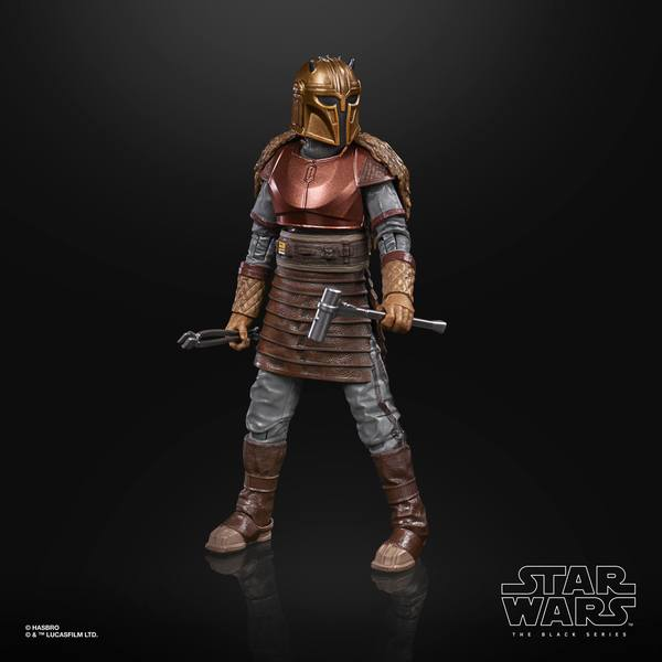 Star Wars Black Series 2020 Wave 4 The Armorer (The Mandalorian) Hasbro