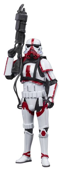 Star Wars Black Series 2020 Wave 4 Incinerator Trooper (The Mandalorian) Hasbro