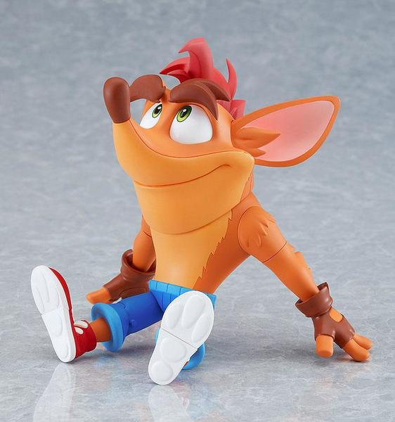 Crash Bandicoot figurine Nendoroid Crash Bandicoot Good Smile Company