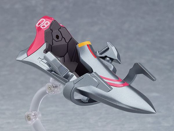 Rebuild of Evangelion figurine Nendoroid Mari Makinami Illustrious Plugsuit Ver. good smile company