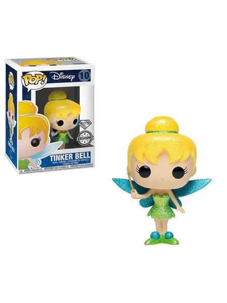 Peter Pan POP! Vinyl figurine Tinker Bell (Diamond Glitter) Funko
