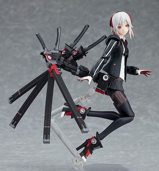 Heavily Armed High School Girls figurine Figma Shi Max Factory
