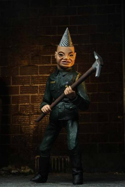 Puppet Master pack 2 figurines Ultimate Pinhead & Tunneler NECA