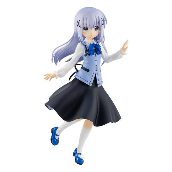 Is the Order a Rabbit? BLOOM statuette PVC Pop Up Parade Chino Good Smile Company