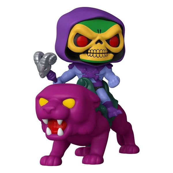 Masters of the Universe POP! Rides Vinyl figurine Skeletor on Panthor Funko