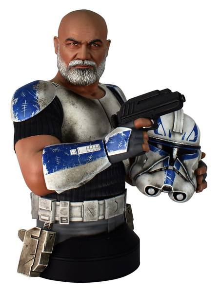 Star Wars The Clone Wars buste 1/6 Commander Rex Gentle Giant