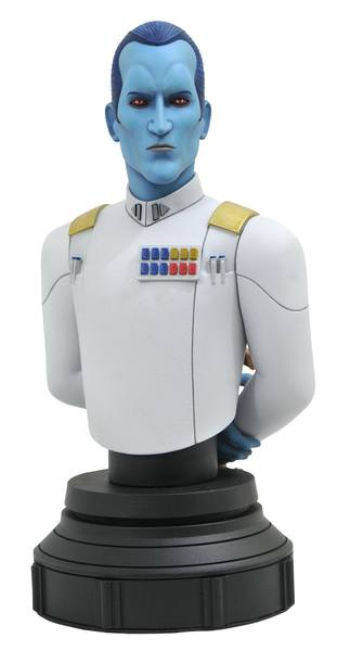Star Wars Rebels buste 1/7 Grand Admiral Thrawn Gentle Giant