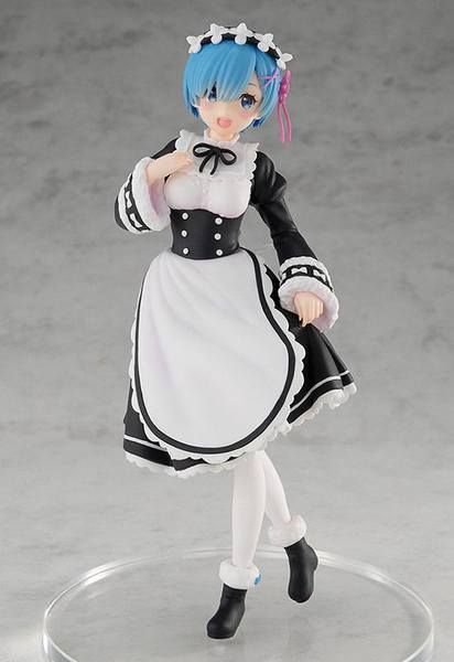 Re: Zero Starting Life in Another World statuette PVC Pop Up Parade Rem: Ice Season Ver. Good Smile Company