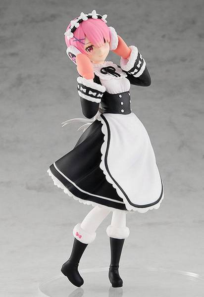Re: Zero Starting Life in Another World statuette PVC Pop Up Parade Ram: Ice Season Ver.Good Smile Company