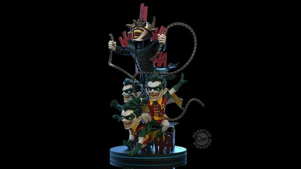 DC Comics figurine Q-Fig Max Elite The Batman Who Laughs Quantum Mechanix
