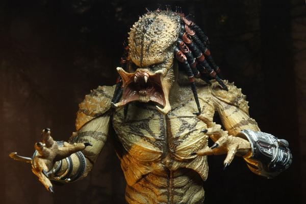 Predator 2018 figurine Deluxe Ultimate Assassin Predator (unarmored) 28 cm Neca
