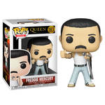 Queen POP! Rocks Vinyl Figurine Freddie Mercury Radio Gaga Funko