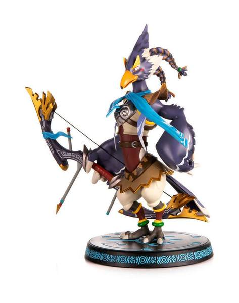 The Legend of Zelda Breath of the Wild statuette PVC Revali First 4 Figures F4F