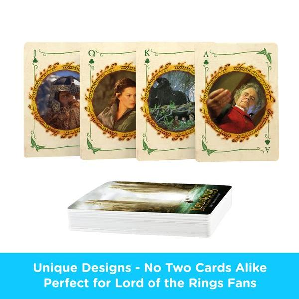 LOTR Fellowship Of The Ring Playing Card