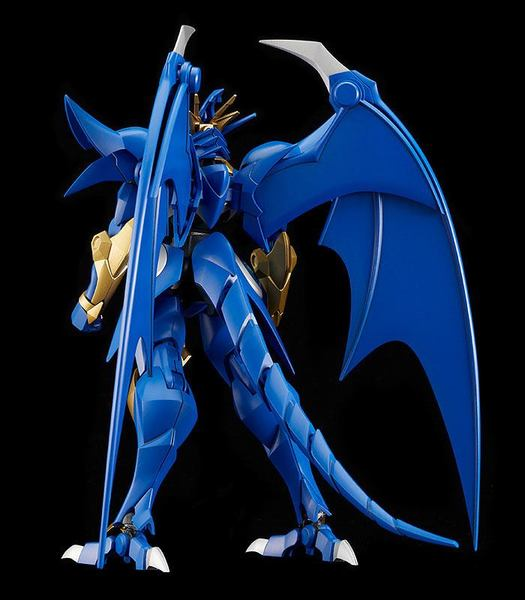 Magic Knight Rayearth figurine Moderoid Plastic Model Kit Ceres, the Spirit of Water Good Smile Company