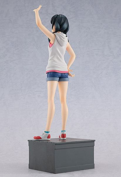 Weathering with You statuette PVC Pop Up Parade Hina Amano good smile company