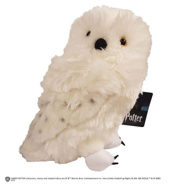 Harry Potter peluche Hedwig 15 cm Noble Collection