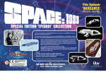 Cosmos 1999 Space 1999 wargames white hawk special edition Sixteen