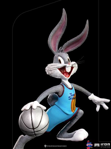 Space Jam: A New Legacy statuette 1/10 BDS Art Scale Bugs Bunny Iron Studios