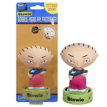 FAMILY GUY LES GRIFFIN BOBBLE HEAD STEWIE
