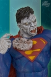 HEROES OF THE DCU BIZARRO BUSTE DC DIRECT SUPERMAN