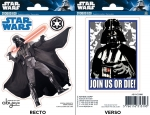 STAR WARS DARTH VADER MINI STICKERS ABYSTYLE