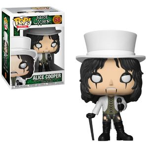 Alice Cooper POP! Rocks 68 Figurine Alice Cooper Funko