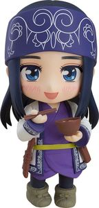 Golden Kamuy figurine Nendoroid Asirpa Good Smile