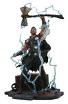 Avengers Infinity War Marvel Gallery statue Thor Diamond Select