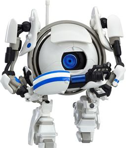 Portal 2 figurine Nendoroid Flash Atlas Good Smile