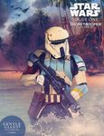 Star Wars Rogue One buste Shoretrooper Gentle Giant