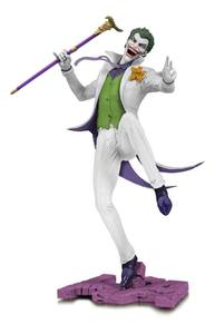 DC Core statue The Joker White Variant Exclusive DC Collectibles Batman