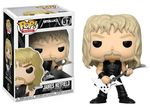 Metallica POP! Rocks 57 Figurine James Hetfield Funko
