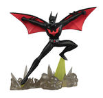 DC Gallery diorama Batman Beyond Diamond Select