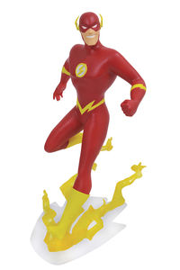 Justice League Animated DC Gallery statue The Flash DC Collectibles