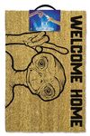E.T. l´extra-terrestre paillasson Welcome Home 40 x 57 cm