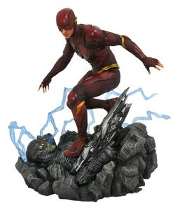 Justice League Movie DC Gallery statue The Flash Diamond Select