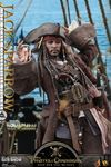 "Pirates des Caraïbes La Vengeance de Salazar figurine Movie Masterpiece DX Jack Sparrow 12"" Hot Toys"