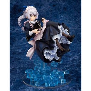 Full Metal Panic! Invisible Victory statue Teletha Testarossa Maid Alter