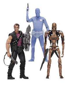Terminator 2 assortiment figurines 18 cm Kenner Tribute Neca