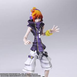 The World Ends with You - Final Remix Bring Arts figurine Neku Sakuraba Square Enix