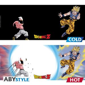 Dragon Ball Z Mug Heat Change 460 ml DBZ/ Goku VS Buu Abystyle