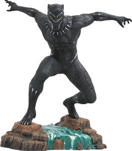 Black Panther Movie Marvel Gallery statue Black Panther Diamond Select